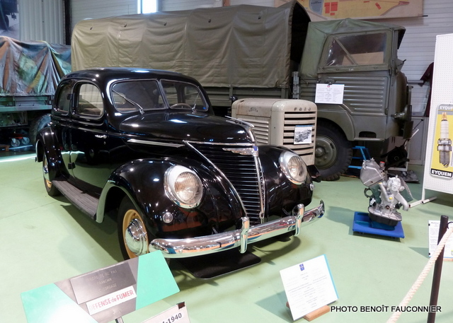 Caapy 1947 FORD 472 A