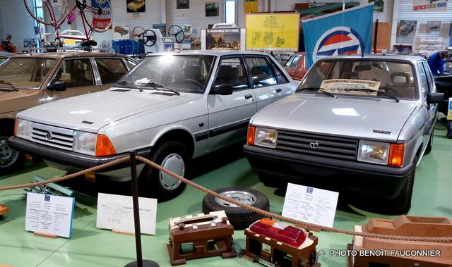 Caapy 1985 TALBOT SOLARA SX