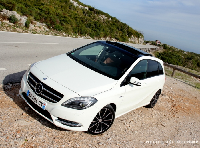 Mercedes B200 CDI Fascination