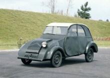 Citroën 2CV Proto 1939