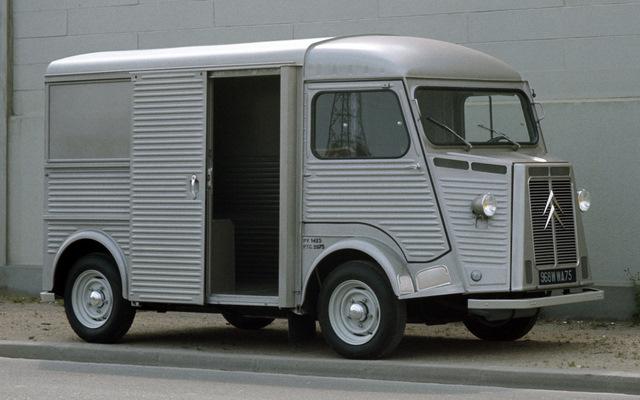Connu RETRO – Le Citroën HY fut le tube de mes vingt ans | Quatre  HK68