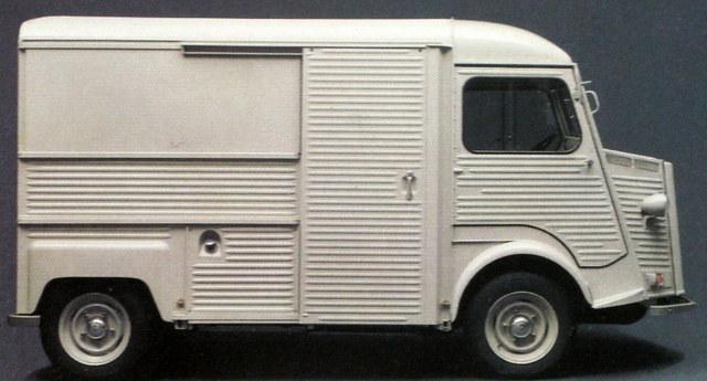 Fabuleux RETRO – Le Citroën HY fut le tube de mes vingt ans | Quatre  ZP06