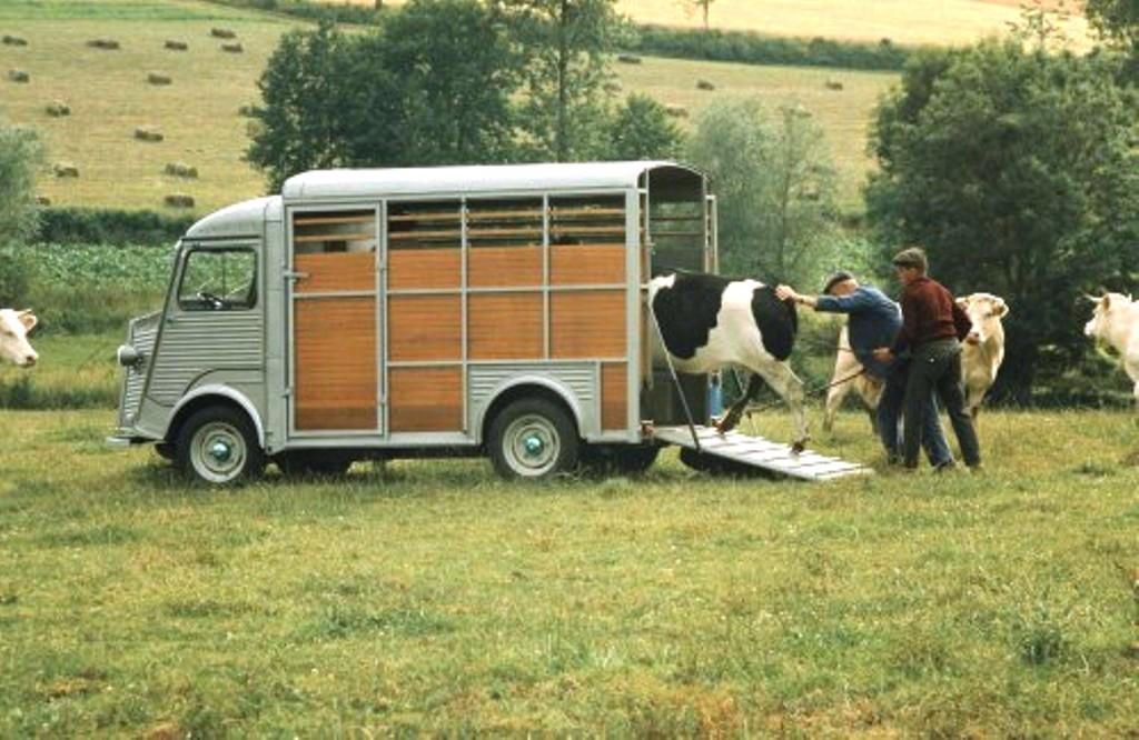 RETRO – Le Citroën HY fut le tube de mes vingt ans ...