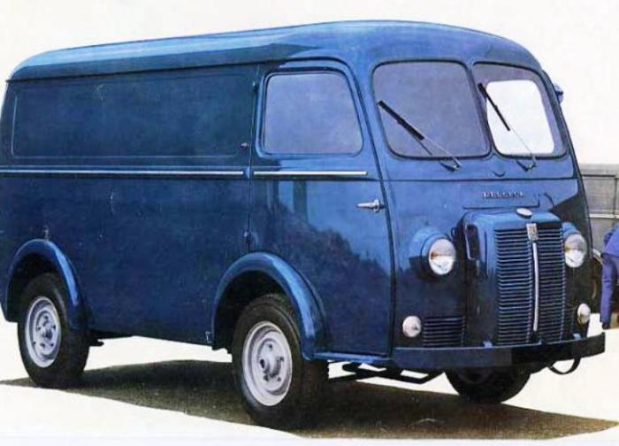 Peugeot D3