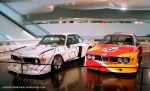 1976 BMW 3.0 CSL ART CAR FRANK STELLA & 1975 BMW 3.0 CSL ART CAR ALEXANDER CALDER IMG_9576