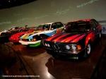 1982 BMW 635 Csi ART CAR ERNST FUCHS & 1990 BMW 730i ART CAR CESAR MANRIQUE  P1050607