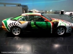1995 BMW 850 Csi  ART CAR DAVID HOCKNEY