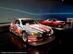 2010 BMW  M3 GT2 ART CAR JEFF KOONS