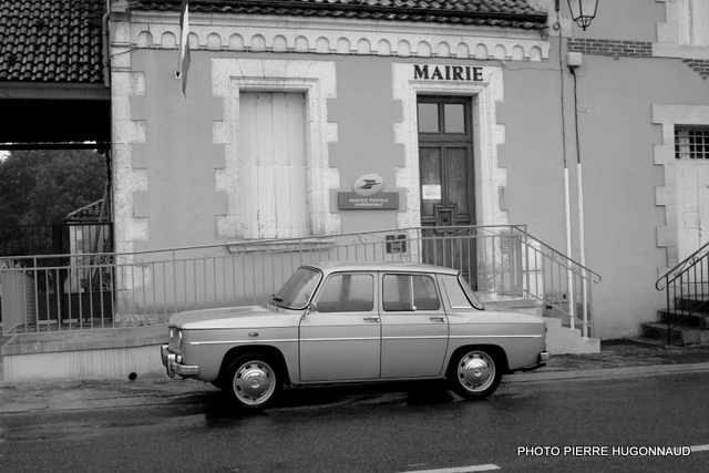 Renault 8 Major 1964