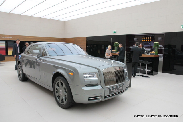 Salon Rolls-Royce