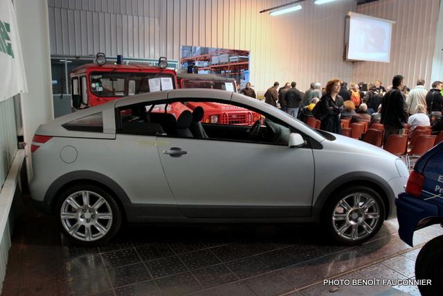 Volkswagen PC2 Vente aux enchères Heuliez le 7 octobre 2012 à Cerizay - Volkswagen PC2
