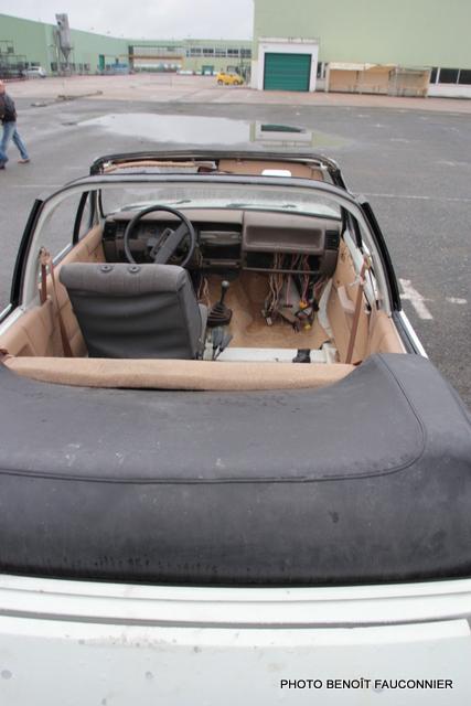Renault 11 cabriolet Heuliez
