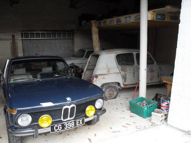 BMW 1602 1973