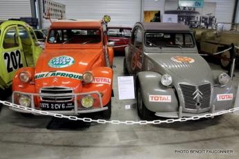 Citroën 2CV raid