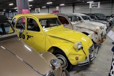 Citroën 2CV James Bond