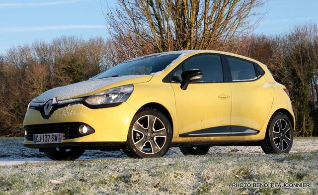 Renault Clio 0.9 TCE 90 Dynamique