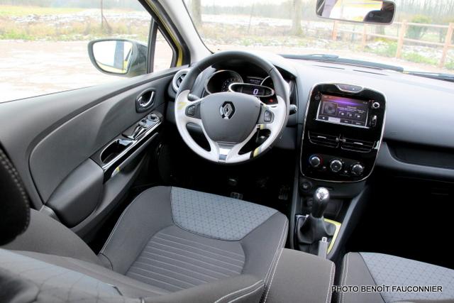 Renault Clio 0.9 TCE Dynamique
