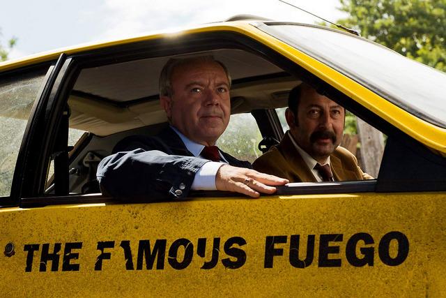 Renault Fuego Mais qui a re-tué Pamela Rose ?