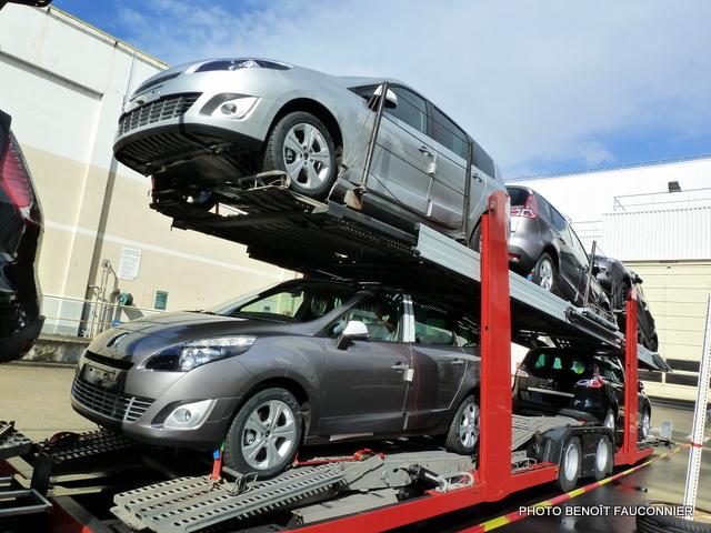Usine Georges-Besse Renault Douai