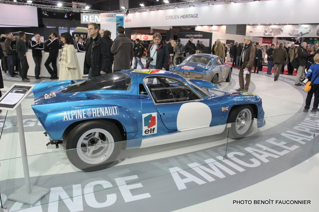 Alpine Renault A220 1968