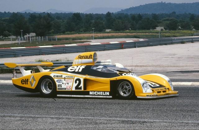 Alpine A442B 1978