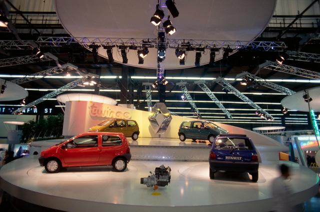 Renault Twingo Mondial de Paris 1992