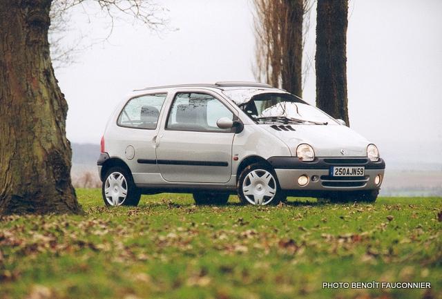 Renault Twingo 1.2 16V Privilège 2001