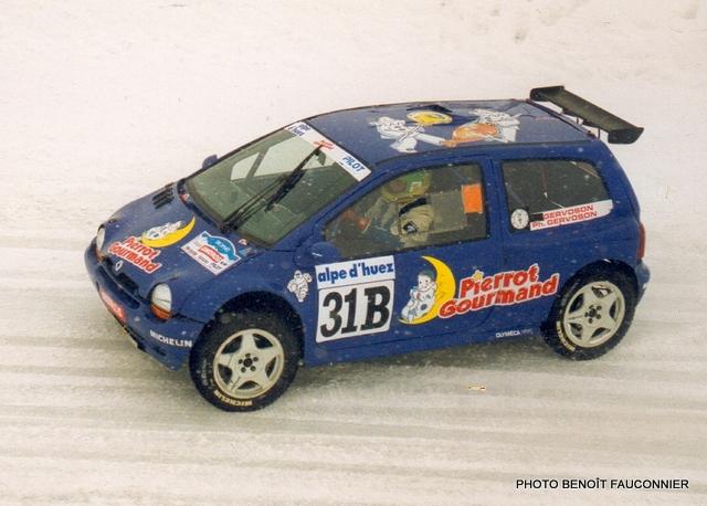 Renault Twingo Trophée Andros