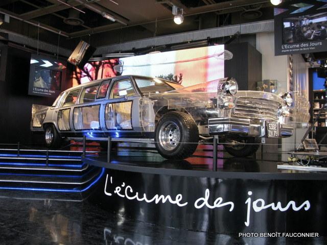 Peugeot LimoVian L'Ecume des jours