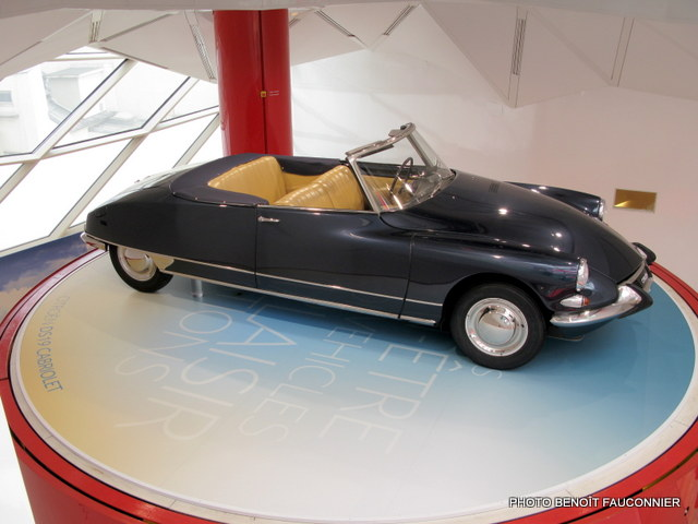 Citroën DS cabriolet US 1964