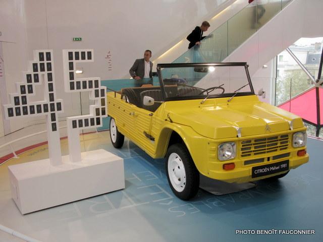 Citroën Méhari 1981