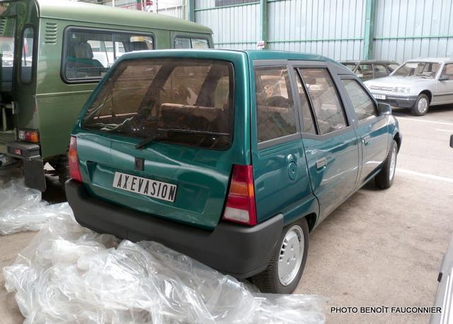 Citroën AX Evasion Heuliez