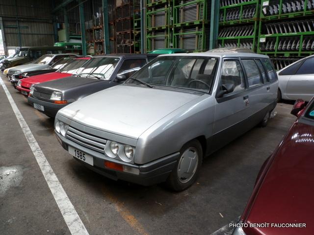 Citroën BX Van Heuliez (1)