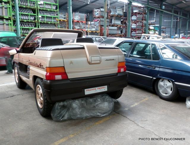 Citroën Scarabée d'or Heuliez