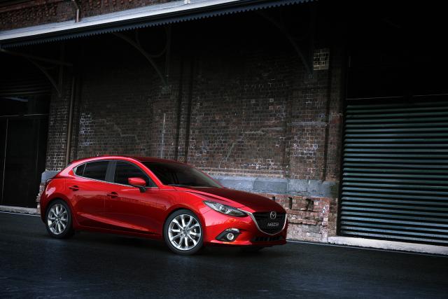 Mazda 3 (1)