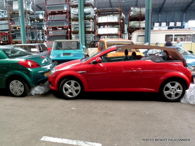 Opel Tigra Twintop Heuliez