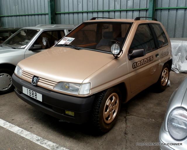 Peugeot Agades Heuliez