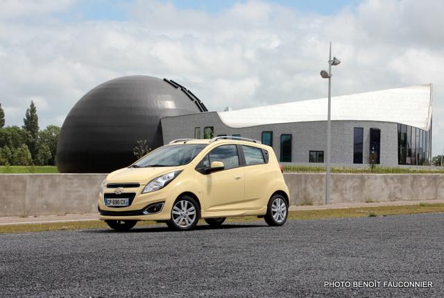 Chevrolet Spark (1)