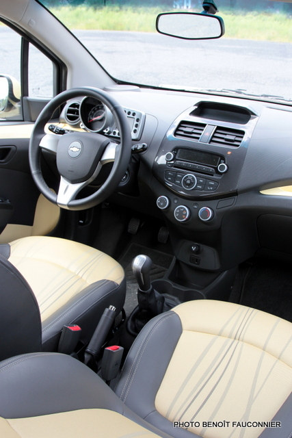 Chevrolet Spark (9)