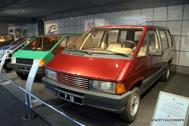 Musée Matra MATRA P18 1982