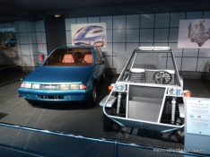Musée Matra MATRA P28 AUTO-MOTO 1985