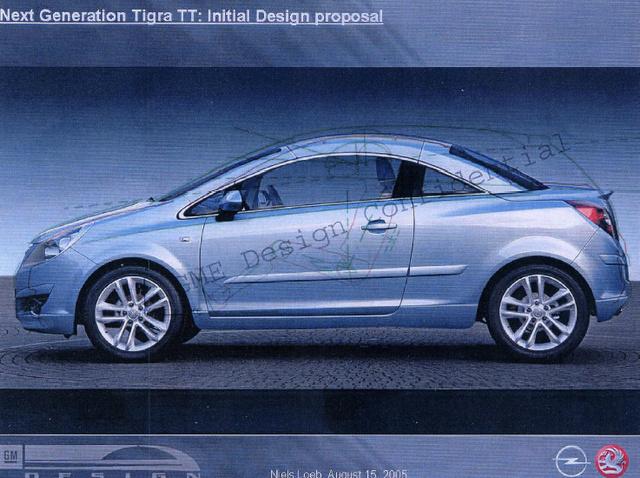 Opel Tigra TwinTop II