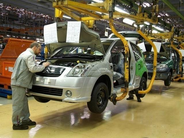 Citroën usine d'Aulnay-sous-Bois (1)