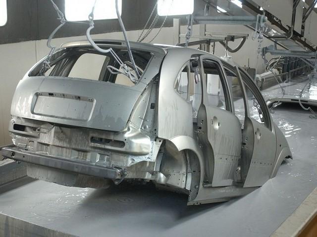 Citroën usine d'Aulnay-sous-Bois (2)