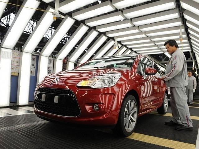 Citroën usine d'Aulnay-sous-Bois (3)