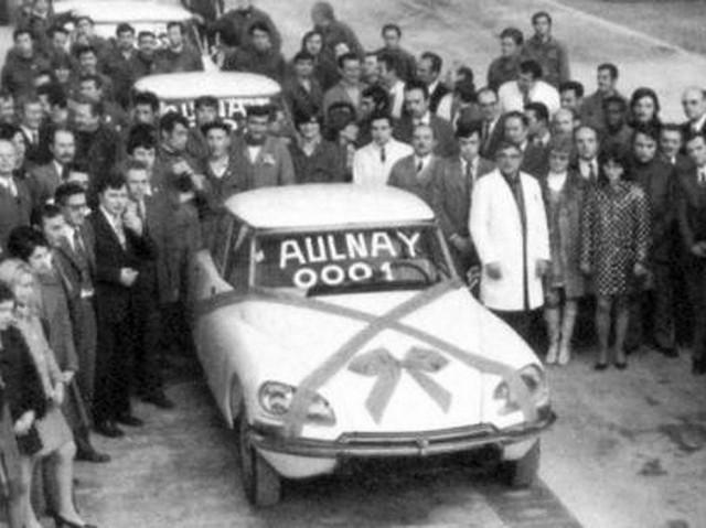 Citroën usine d'Aulnay-sous-Bois (4)