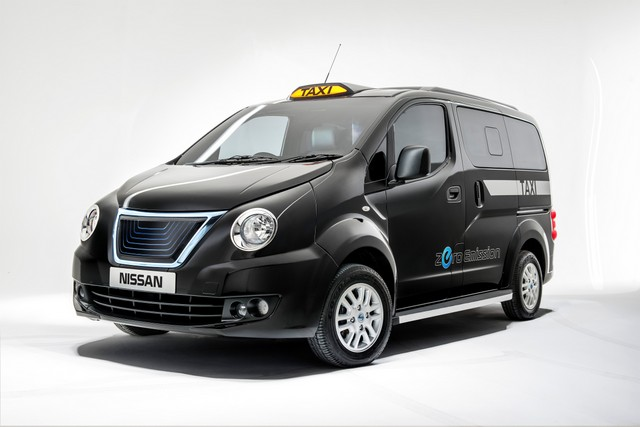 Nissan EV200 Black Cab (1)