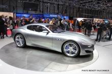 Salon de Genève 2014 Maserati Alfieri