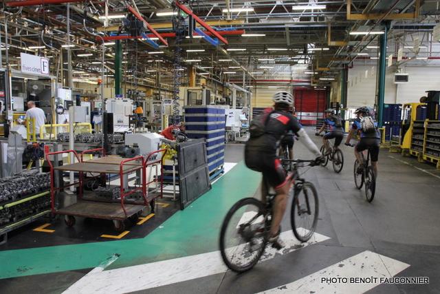 La Française de mécanique à vélo (35)