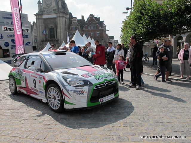 Rallye Le Béthunois 2014 - parc fermé, podium et assistance (27)